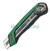 图片 T系列25MM橡塑柄推扭美工刀93483 Sata/世达