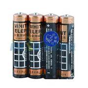 图片 白象 7号碱性电池, 4粒一版,9403TB 单位:版