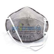 图片 3M 防尘及有机气体口罩,8247CN,R95 头戴式,20个/盒