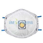 图片 3M 防尘及有机气体口罩,8577CN,P95 头戴式,10个/盒