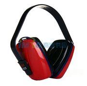 图片 3M 头戴式耳罩,1425,经济型 红黑