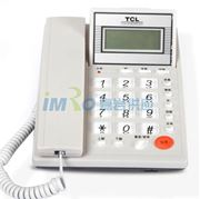 图片 TCL 电话机, HCD868(37)TSD(白色)