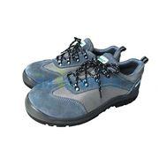 图片 EHS 低帮运动款安全鞋,ESS1611-41(售完即止),防砸防静电 灰色