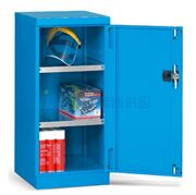 图片 发弥 层板式置物柜,564×598×1000mm(二块层板) 蓝色,EHFA16