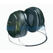 图片 3M 颈戴式耳罩,H7B,PELTOR OPTIME 101系列 黑色