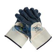 图片 安思尔Ansell 3/4丁腈涂层手套,48-913-9,Oceanic系列 耐磨耐油,1副