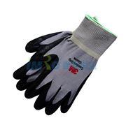 图片 3M 丁腈涂层手套,WX300921185,灰色 M 防滑耐磨手套