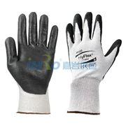 图片 安思尔Ansell 3级防割手套,3级Dyneema带PU涂层 针织袖口,11-624-9