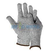 图片 安思尔Ansell 5级防割手套,48-700-7,Edge系列 虎口加强型,1副